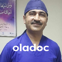 Best Doctor for Diabetic Eye Care in Peshawar - Assist. Prof. Dr. Afzal Qadir