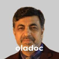 Cardiac Surgeon at Online Video Consultation Video Consultation Lt. Col. (R) Dr. Abid Hussain