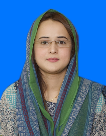 Best Physiotherapist in Shadman, Lahore - Dr. Hamna Mansoor Siddiqui