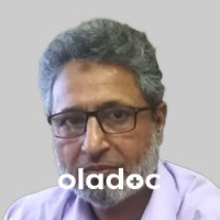 Best Neuro Surgeon in Lahore - Dr. Mohammad Abid