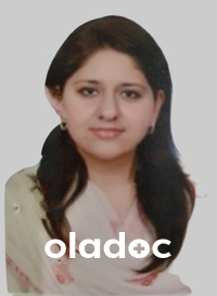Dermatologist at Rasheed Hospital  Lahore Dr. Zartaj Liaqat