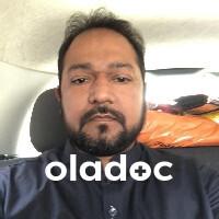 Dentist at Kazi Hospital Lahore Dr. Shahid Mehmood