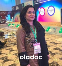Dermatologist at oladoc Care Video Consultation Video Consultation Dr. Munazza Nasir
