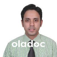 Dentist at Institute of Orthopaedics & Surgery Karachi Dr. Azam Muhammad Aliuddin