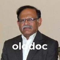 Brig. (R) Prof. Dr. Jamal Ahmad (Pulmonologist) Rawalpindi