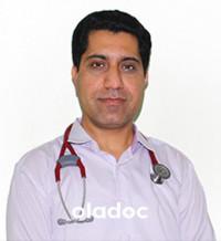 Cardiologist at MaxHealth Hospital Islamabad Dr. Imran Ghani