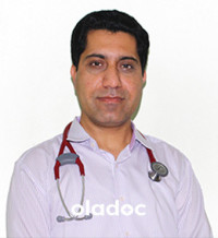 Best Doctor for Infectious Diseases in Islamabad - Dr. Imran Ghani