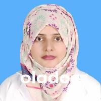 Best Physiotherapist in Satellite Town, Rawalpindi - Dr. Tehmina Ramzan