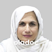 Dr. Samina Haq (Gynecologist) Lahore