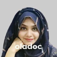 Dietitian at Lahore Laser Lahore Dr. Hafsa Abbas