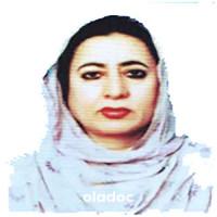 Best Gynecologist in Model Town, Lahore - Dr. Tasneem Hayat