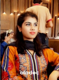 Best Physiotherapist in Gulberg, Lahore - Ms. Komal Ahmed