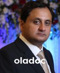 Best Consultant Physician in DHA, Karachi - Dr. Syed Mahmood Ul Hasan Jafri