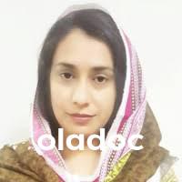 Dermatologist at Madinah Teaching Hospital Faisalabad Dr. Tanzeela Khalid