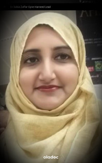 Best Gynecologist in Lahore - Dr. Sobia Zafar