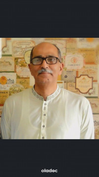 Best Pediatrician in Madina Town, Faisalabad - Dr. Mansoor Ahmed