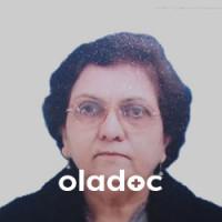 Best Gynecologist in Lahore - Prof. Dr. Nargis Rehana