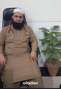 Best Internal Medicine Specialist in Faisalabad - Prof. Dr.  Hafiz Mughees Ather
