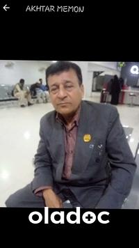 Dr. Akhtar Memon (Internal Medicine Specialist) Karachi