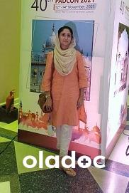 Best Dermatologist in Satyana Road, Faisalabad - Dr. Aniqa Mahmood