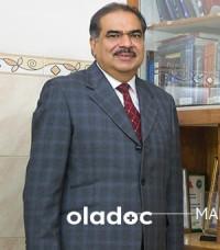 Best Radiologist in Gulberg, Lahore - Dr. Tanveer Zubairi