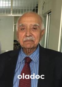 Best Diabetologist in New Muslim Town, Lahore - Prof. Dr. Mahmood Ali Malik