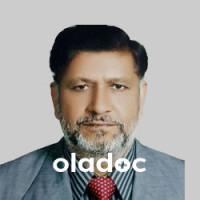 General Surgeon at Multan Medical Complex Multan Prof. Dr. Akhtar Ali Tahir