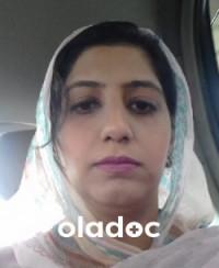 Dermatologist at Online Video Consultation Video Consultation Dr. Benish Safdar