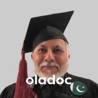 Psychiatrist at Online Video Consultation Video Consultation Brig. (R) Dr. Farrukh Hayat Khan