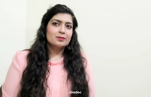 Best Doctor for Stress Management in Gujrat - Ms. Karishma Sania