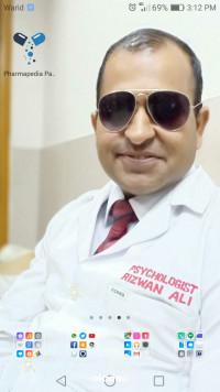 Best Counselor in Lahore - Mr. Rizwan Ali Khan