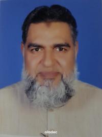 Dr. Syed Mahfooz Alam (Rheumatologist) Karachi