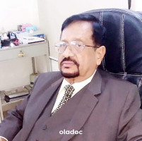 ENT Specialist at Online Video Consultation Video Consultation Dr. S. A. Qureshi