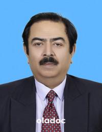 Best Internal Medicine Specialist in Islamabad - Dr. Asad Raheel