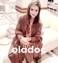Best Doctor for Anger Management in Faisalabad - Ms. Aqsa Hafeez