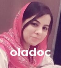 Best Gynecologist in Pipal Mandi, Peshawar - Dr. Sara Ali Khan