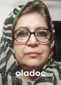 Best Family Physician in I-8 Markaz, Islamabad - Dr. Mahseema Siddique