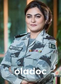 Best Aesthetic Medicine Specialist in DHA Phase 6, Karachi - Lt. Col. (R). Dr. Ishrat Abuzar