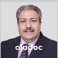 Best ENT Specialist in NESPAK Society, Lahore - Dr. Abdul Saeed Khan