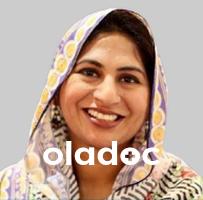 Best Psychologist in University Road, Karachi - Ms. Amima Salam