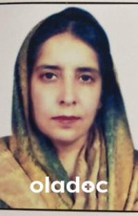 Best Neonatologist in Cantt, Peshawar - Prof. Dr. Asmat Ara Khattak