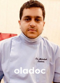 Best Dentist in Cavalry Ground, Lahore - Dr. Abdullah Saleem