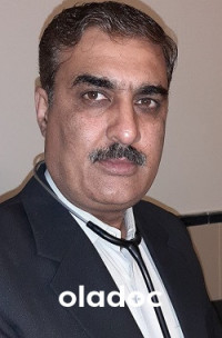 Best General Physician in Jehlum Road, Rawalpindi - Assist. Prof. Dr. Wajid Hussain