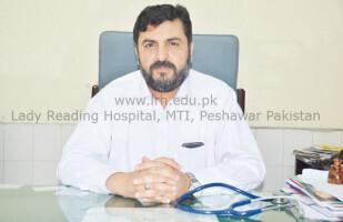 Best Pediatrician in Pipal Mandi, Peshawar - Assist. Prof. Dr. Amir Muhammad