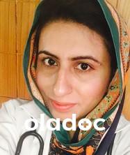 Pediatrician at Online Video Consultation Video Consultation Dr. Farheen Naseem