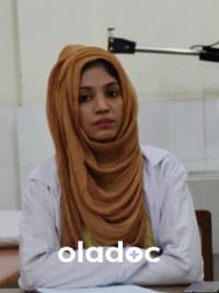 Ms. Fareeha Arshad (Nutritionist) Faisalabad