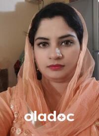 Ms. Rabbia Ali (Physiotherapist) Lahore