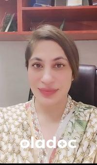 Gynecologist at Shifa International Hospital Islamabad Dr. Shaheen Ashraf Khan