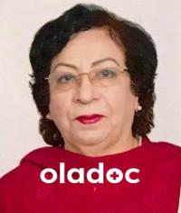 Prof. Dr. Fatima Mehboob (Rheumatologist) Lahore