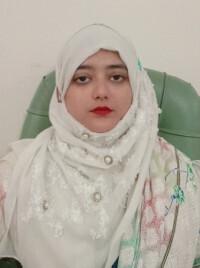 Speech and Language Pathologist at Online Video Consultation Video Consultation Ms. Faryal Ikram